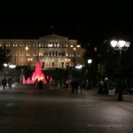 Athens is also nice by night