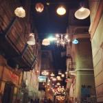 Nice dekorated streets