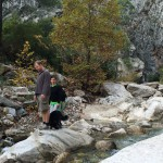 Hiking the Kemer Canyon