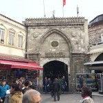 The great bazaar in Istanbul
